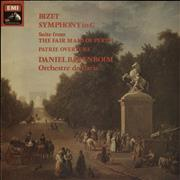 Click here for more info about 'Georges Bizet - Symphonic In C/ Suite From The Fair Maid Of Perth - Quad'