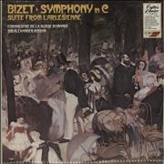 Click here for more info about 'Georges Bizet - Symphony In C / Suite From L'Arlésienne'