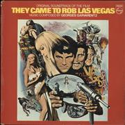 Click here for more info about 'Georges Garvarentz - They Came To Rob Las Vegas - VG'