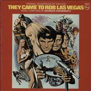 Click here for more info about 'Georges Garvarentz - They Came To Rob Las Vegas'