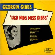 Click here for more info about 'Georgia Gibbs - Her Nibs Miss Gibbs'