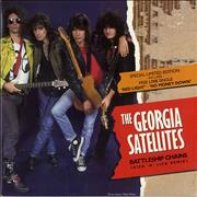 Click here for more info about 'Georgia Satellites - Battleship Chains - Doublepack'