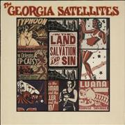 Georgia Satellites In The Land Of Salvation And Sin UK vinyl LP
