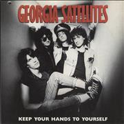 Click here for more info about 'Georgia Satellites - Keep Your Hands To Yourself'