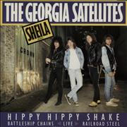 Click here for more info about 'Georgia Satellites - Sheila'
