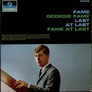 Click here for more info about 'Georgie Fame - Fame At Last - EX'