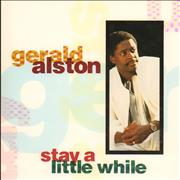 Click here for more info about 'Gerald Alston - Stay A Little While'