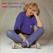 Click here for more info about 'Geraldine King - Growing Up (Look At Me)'