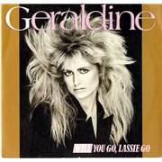 Click here for more info about 'Geraldine - Will You Go, Lassie Go'