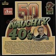 Click here for more info about 'Geraldo And His Orchestra - 50 Hits Of The Naughty 40's'
