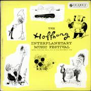 Click here for more info about 'Gerard Hoffnung - The Hoffnung Interplanetary Music Festival'