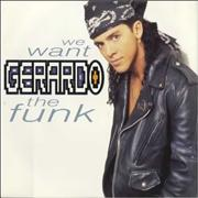 Click here for more info about 'Gerardo - We Want The Funk'