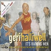 Click here for more info about 'Geri Halliwell - It's Raining Men - CD1'
