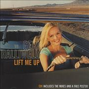 Click here for more info about 'Geri Halliwell - Lift Me Up CD1'