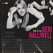 Click here for more info about 'Geri Halliwell - Look At Me - Enhanced CD + Prints'