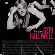 Click here for more info about 'Geri Halliwell - Look At Me'