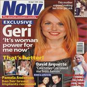 Click here for more info about 'Geri Halliwell - Now - April 1999'