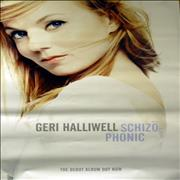Click here for more info about 'Geri Halliwell - Schizophonic - Pair Of Posters'