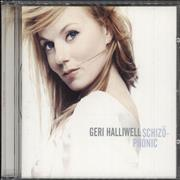 Click here for more info about 'Geri Halliwell - Schizophonic - White Sleeve'