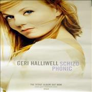 Click here for more info about 'Geri Halliwell - Schizophonic - double sided'