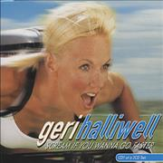Click here for more info about 'Geri Halliwell - Scream If You Wanna Go Faster - 2 x CD set'