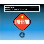 Click here for more info about 'Gerideau - Bring It Back To Love'