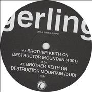 Click here for more info about 'Gerling - Brother Keith On Destructor Mountain'