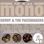 Click here for more info about 'Gerry And The Pacemakers - A's, B's & EP's'