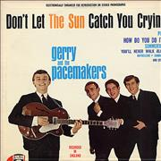 Click here for more info about 'Gerry And The Pacemakers - Don't Let The Sun Catch You Crying'