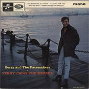 Click here for more info about 'Gerry And The Pacemakers - Ferry Cross The Mersey EP - EX'