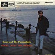 Click here for more info about 'Gerry And The Pacemakers - Ferry Cross The Mersey EP'