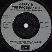 Click here for more info about 'Gerry And The Pacemakers - You'll Never Walk Alone'