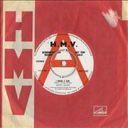 Click here for more info about 'Gerry Grant - I Know A Girl - A Label'