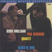 Click here for more info about 'Gerry Mulligan - Blues In Time - 200gm - Sealed'
