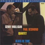 Click here for more info about 'Gerry Mulligan - Blues In Time - 200gm'
