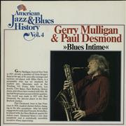 Click here for more info about 'Gerry Mulligan - Blues Intime'