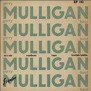 Click here for more info about 'Gerry Mulligan - Gerry Mulligan Band EP'