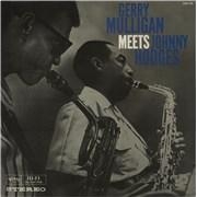 Gerry Mulligan Gerry Mulligan Meets Johnny Hodges France vinyl LP