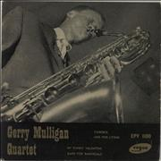 Click here for more info about 'Gerry Mulligan - Gerry Mulligan Quartet'