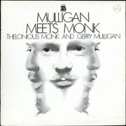 Click here for more info about 'Gerry Mulligan - Mulligan Meets Monk'