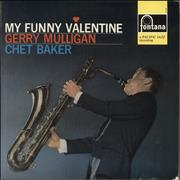 Click here for more info about 'Gerry Mulligan - My Funny Valentine - EX'