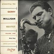 Click here for more info about 'Gerry Mulligan - Presenting The Gerry Mulligan Sextet Volume One'