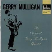 Gerry Mulligan The Original Gerry Mulligan Quartet Netherlands vinyl LP