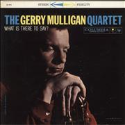 Click here for more info about 'Gerry Mulligan - What Is There To Say?'