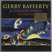 Click here for more info about 'Gerry Rafferty - Collected - 180gm Vinyl + Numbered'