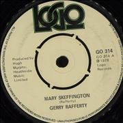 Click here for more info about 'Gerry Rafferty - Mary Skeffington'