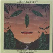Click here for more info about 'Gerry Rafferty - Right Down The Line: The Best Of Gerry Rafferty'