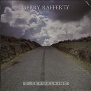 Click here for more info about 'Gerry Rafferty - Sleepwalking - Fame Issue'