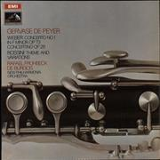 Click here for more info about 'Gervase De Peyer - Concerto No 1 In F Minor, Op. 73 / Concertino Op. 26 / Theme And Variations'