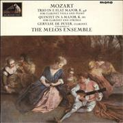 Click here for more info about 'Gervase De Peyer - Mozart: Trio in E Flat Major, K.498 / Quintet in A Major, K.581'